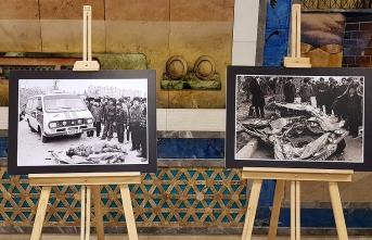 'Kanlı Ocak Fotoğraf Sergisi' ziyarete açıldı