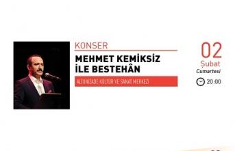 Mehmet Kemiksiz ile Bestehân konseri