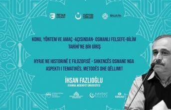 Osmanlı Ortak Mirasımız Proje Tanıtımı ve Açılış Semineri