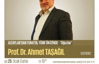 Seminer: Altaylar'dan Tuna'ya: Türk'ün İzinde