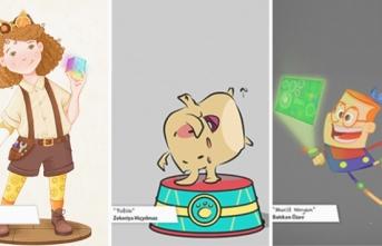 """TRT Çocuk """"Karakter Tasarım Yarışması 2018"""" sonuçlandı"""