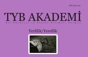 TYB Akademi'nin Yerlilik / Yerellik sayısı çıktı