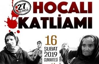 27. Yılında Hocalı Katliamı