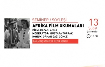 Afrika Film Okumaları: Kazablanka
