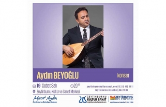 Aydın Beyoğlu Konseri