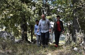 Bilecik'in tarihi 'Kırka Yolu' turizme açılıyor