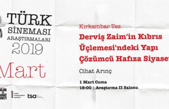Derviş Zaim'in Kıbrıs Üçlemesi'ndeki Yapı Çözümcü Hafıza Siyaseti