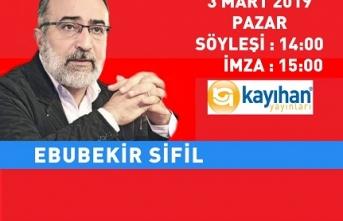 Ebubekir Sifil konferansı