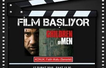 Fatih Mutlu Türkkad film okumalarına konuk oluyor