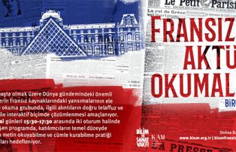 Fransızca Aktüel Okumalar