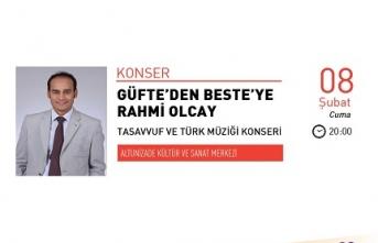 Güfte'den Beste'ye Rahmi Olcay