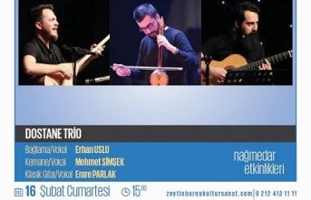 Konser: Dostane Trio