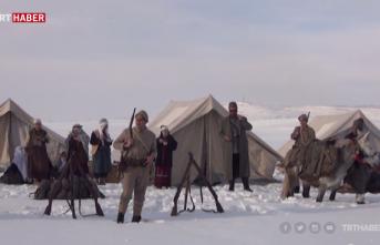 """""""Muhacirler"""" belgeseli TRT izleyicileriyle buluşacak"""