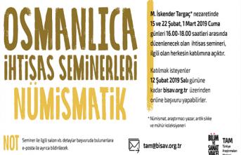 Osmanlıca İhtisas Seminerleri: Nümismatik
