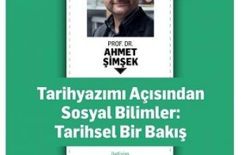 Prof. Dr. Ahmet Şimşek Çarşamba Toplantılarına konuk oluyor