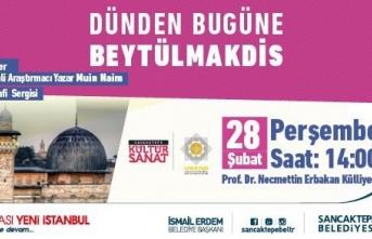 """Seminer: """"Dünden Bugüne Beytülmakdis"""""""