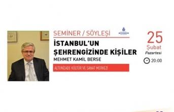 Seminer: İstanbul'un Şehrengizinde Kişiler
