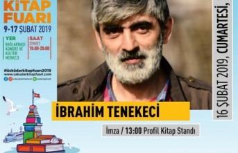Söyleşi: İbrahim Tenekeci