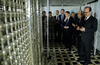 TİKA'dan Geylani ve İmam-ı Azam külliyelerine restorasyon