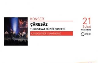 Türk Sanat Müziği Konseri: Çâresâz