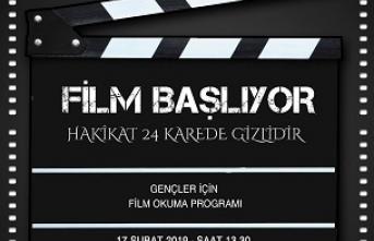 Türkkad Film okumaları başlıyor
