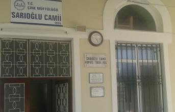 1 Numara:  Sarıoğlu Mahallesi Camii