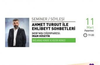 Ahmet Turgut ile Ehlibeyt Sohbetleri