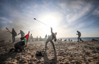 Anadolu Ajansı muhabirinin Gazze fotoğrafı birincilik kazandı