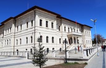 Atatürk Kongre ve Etnografya Müzesinde 38 yıl sonra ders zili çaldı