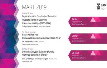 Bilim ve Sanat Vakfı'nın Mart ayı etkinlik takvimi açıklandı