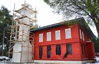 Çanakkale'deki Şehitler Abidesi Camii 18 Mart'ta açılacak
