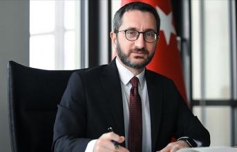 Cumhurbaşkanlığı İletişim Başkanı Altun: Türk dizileri önemli bir başarı hikayesine imza attı