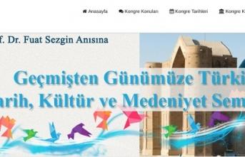 """""""Geçmişten Günümüze Türkistan: Tarih, Kültür ve Medeniyet Sempozyumu"""""""