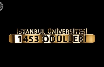 """""""İÜ 1453 Ödülleri"""" sahiplerini buluyor"""