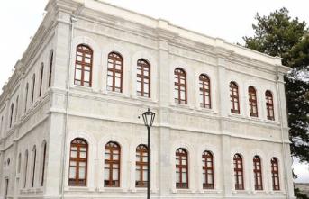 Karabük'teki tarihi binaya Prof. Dr. Fuat Sezgin'in adı verildi