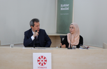 Kırklar Meclisi'nde yılın yazarı; Cihan Aktaş