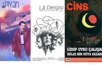 Mart 2019 dergilerine genel bir bakış-1