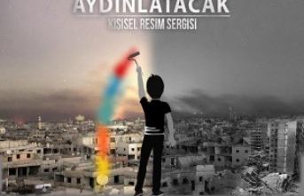 Muhammed Hamudi Suriye'yi yeniden resmediyor
