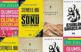 Profil Kitap'tan Dünyabizim'e gelen kitaplar