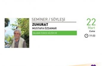 """Seminer: """"Zuhurat"""""""