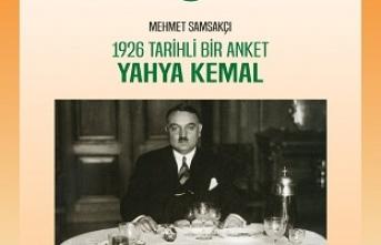 Türk Edebiyatı dergisi 546. sayısıyla okurlarını selâmlıyor