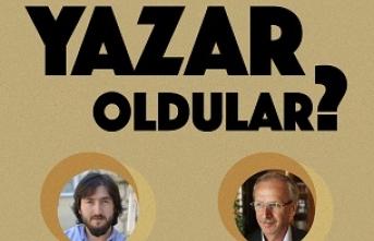 """Türk Edebiyatı Vakfı'nda """"Nasıl Yazar Oldular?"""" sohbetleri başlıyor"""