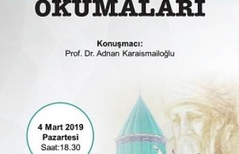 Türkiye Yazarlar Birliği'nde Mesnevi okumaları devam ediyor