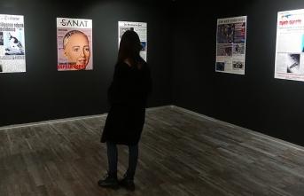 Yapay zeka 'tehlikesi' çağdaş sanat sergisinde
