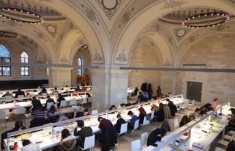 Yeni Dünya Vakfı'nda kütüphanelerimiz konuşulacak