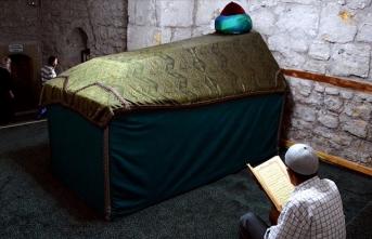Ahi Evran Cami ve Türbesi asırlara meydan okuyor