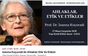 Bilim Akademisi Konferansları: Ahlaklar, Etik ve Etikler