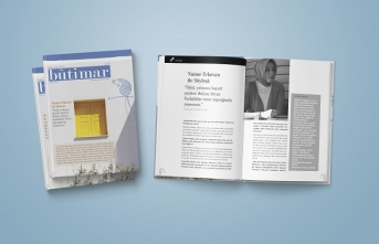 Bûtimar dergisinin yeni sayısı merhaba dedi