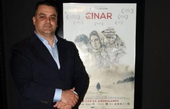 'Çınar'a özel gösterim