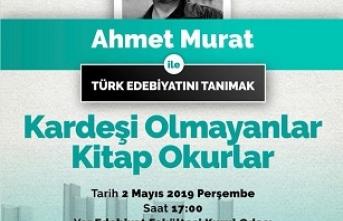 """Konferans: """"Türk Edebiyatını Tanımak"""""""
